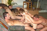 Groepsex sexverhalen